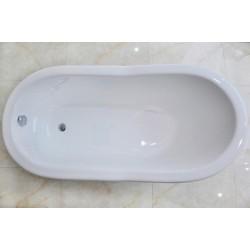Ванна Magliezza Gracia Nero, см. 170х76