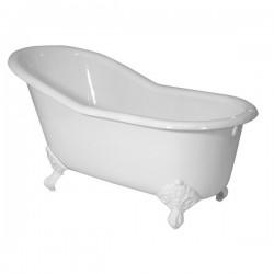 Ванна Magliezza Gracia 170x76 (ножки белые)