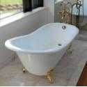 Ванна Magliezza Gracia 170x76 (ножки золото)