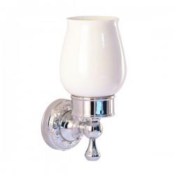 Одинарный стакан Magliezza Primavera 80305-cr (хром)