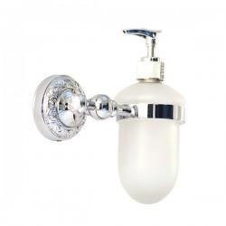 Дозатор для жидкого мыла Magliezza Primavera 80313-cr (хром)