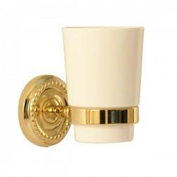 Одинарный стакан Magliezza Kollana 80505-do (золото)