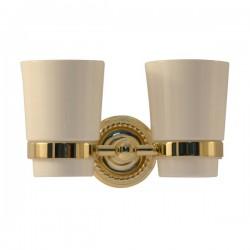 Двойной стакан Magliezza Kollana 80506-do (золото)