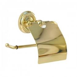 Бумагодержатель закрытый Magliezza Kollana 80508-do (золото)