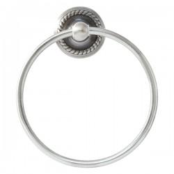 Полотенцедержатель кольцо Magliezza Kollana 80509-cr (хром)