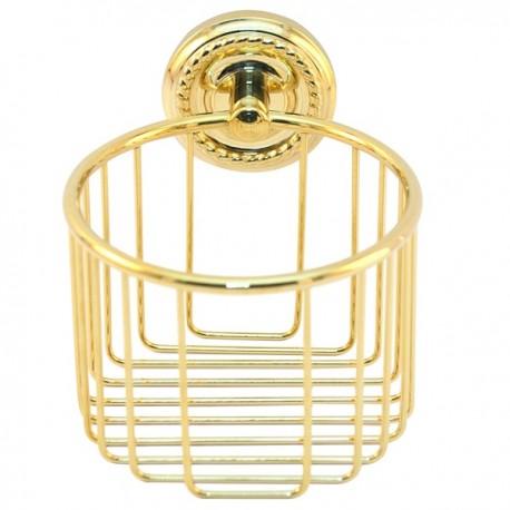 Бумагодержатель Magliezza Kollana 80510-do (золото)