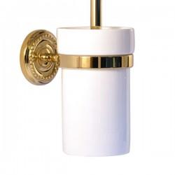 Держатель щетки подвесной Magliezza Kollana 80512-do (золото)