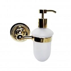 Дозатор для жидкого мыла Magliezza Kollana 80513-do (золото)
