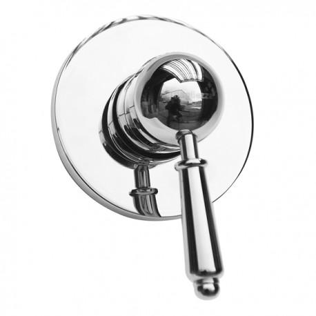 Встроенный смеситель для душа Magliezza Collana 50132-cr (хром)