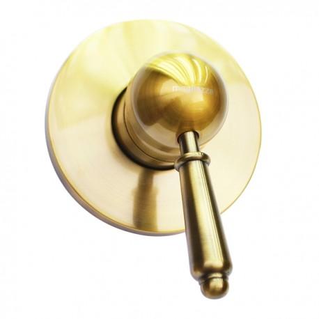 Встроенный смеситель для душа Magliezza Collana 50132-br (бронза)