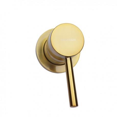 Встраиваемый смеситель для душа Magliezza 50101-br (бронза)
