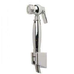 Гигиенический душ со шлангом и держателем Magliezza 50507-cr (хром)