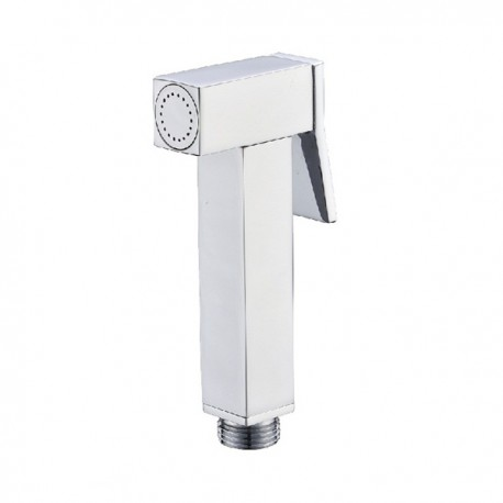 Гигиенический душ со шлангом и держателем Magliezza Kvadro 50508-cr (хром)