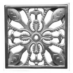 Декоративная решетка для трапа Magliezza 959-cr (хром)