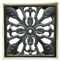 Декоративная решетка для трапа Magliezza 959-br (бронза)