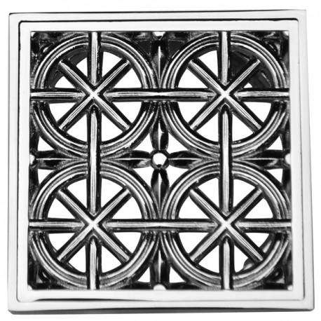 Декоративная решетка для трапа Magliezza 960-cr (хром)
