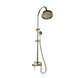 Душевая система Magliezza Bianco 12063-do (золото)