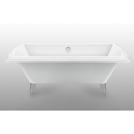 Отдельно стоящая ванна Magliezza Riccarda (174х77), ножки хром