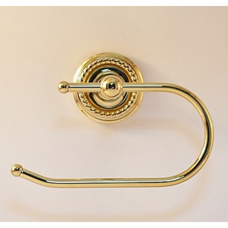 Открытый бумагодержатель Magliezza Kollana 80522-do (золото)